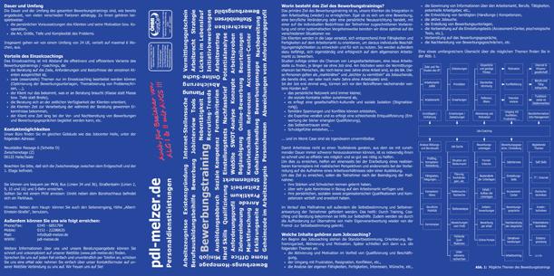 Download-Bereich - Existenzgründer-Flyer