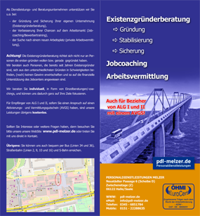 Download-Bereich - AVGS-Flyer